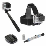 GoPro Action Camera Accessory Kit Platinum Plus