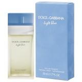 D&G Light Blue 50Ml L-M